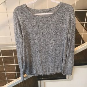 Soft, Very Comfortable, Grey Sweater